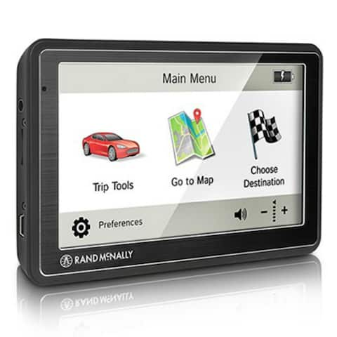 Rand McNally Road Explorer 5 Free Lifetime Maps Car GPS