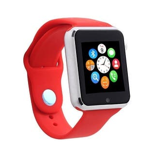 Worryfree Gadgets - G10-Swatch-Red - Red|https://ak1.ostkcdn.com/images/products/is/images/direct/9a20792276aa1e86a1b6033cc08226dcfb558cb3/Worryfree-Gadgets---G10-Swatch-Red.jpg?impolicy=medium