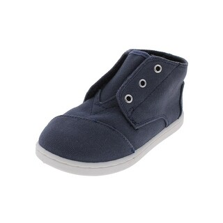 Toms Boys Paseo Mid Casual Shoes Mid Top Slip-On (More options available)