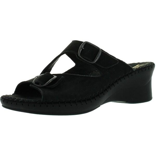 Laplume Womens Zena Fashion Slide Sandals