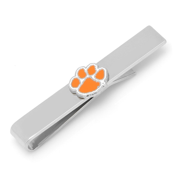 Clemson University Tigers Tie Bar