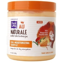 Dark and Lovely Au Naturale Coil Moisturizing Souffle 14 oz