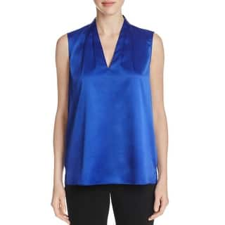 T Tahari Womens Edie Tank Top Satin V-Neck|https://ak1.ostkcdn.com/images/products/is/images/direct/9a24bcd63b6c0db70d8b1aac887b68f186aa13dc/T-Tahari-Womens-Edie-Tank-Top-Satin-V-Neck.jpg?impolicy=medium