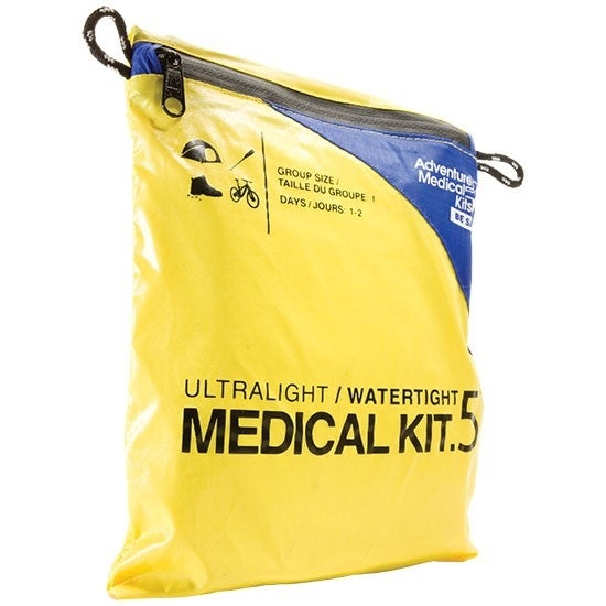 AMK Ultralight and Watertight .5 Medical Kit - 1 Person/1-2 Days