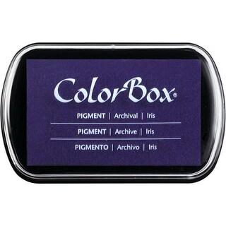 ColorBox Pigment Inkpad Full Size Iris