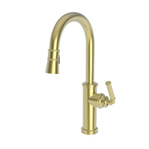 Newport Brass 2940-5103 Taft 1.8 GPM Single Hole Pull-Down Kitchen Faucet