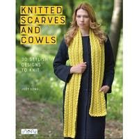 Tuva Publishing-Knitted Scarves And Cowls