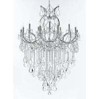 Maria Theresa Crystal Chandelier with 16 Lights