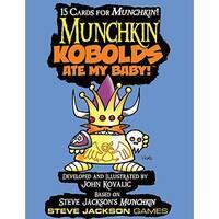 Munchkin Kobolds Ate My Baby Card Game