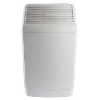 AIRCARE Evaporative Humidifier Space-Saver, 831000 - White