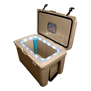 LiT Cooler Ice Legs Lighted Night Sight Torch 52 Quart TS6006000