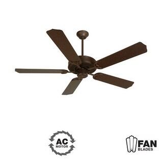 "Craftmade K10435 Contractor's Design 52"" 5 Blade Energy Star Indoor Ceiling Fan - Blades Included"