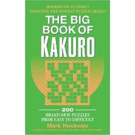 The Big Book of Kakuro