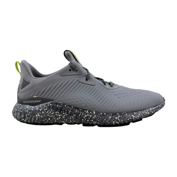 0c1edd305 Shop Adidas Men s Alphabounce All Terrain Grey BW1224 - Free ...