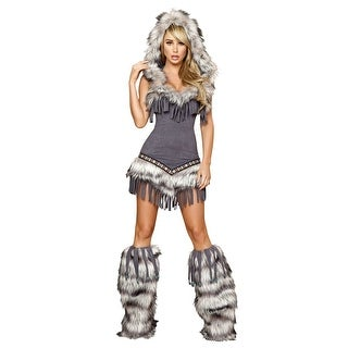 Women's Native American Temptress Costume