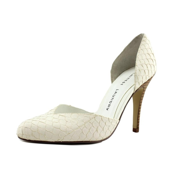 Chinese Laundry Alanie Women White Pumps