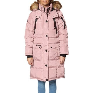 Link to Canada Weather Gear Puffer Coat for Women- Long Faux Fur Insulated Winter Jacket Similar Items in Women's Outerwear