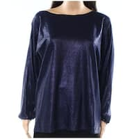 Lauren by Ralph Lauren Womens Medium Boat Neck Sweater