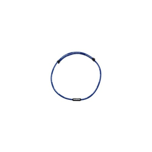 Sabona Jewelry Mens Womens Necklace Athletic Magnetic Blue 873