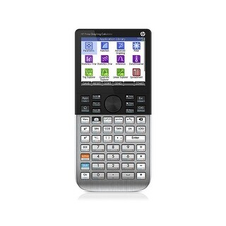 HP Prime Graphing Wireless Calculator G8X92AA-ABA Prime Graphing Wireless Calculator