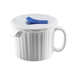 Corningware 1035985 Pop-Ins Mug 20 Oz French White  sc 1 st  Overstock.com & Corningware Dinnerware For Less | Overstock