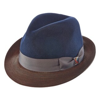 Santana Kathmandu Wool Fedora Hat