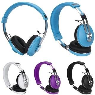 Wireless 4.1 Bluetooth Foldable Headset Stereo Headphone Earphone for iPhone