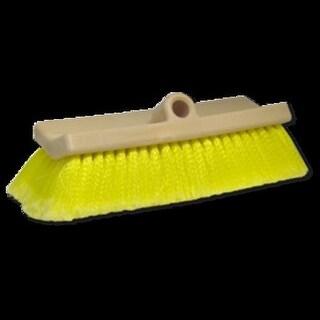 """Star Brite 40014 Soft Big Boat Brush 10"""", Yellow"""