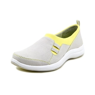 Easy Street Cal WW Round Toe Canvas Sneakers