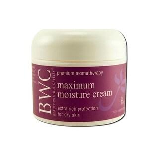 Beauty Without Cruelty - Maximum Moisture Cream ( 1 - 2 OZ)