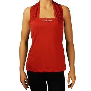 """All Sport Couture Ladies """"First Down"""" Halter Top"""