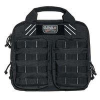 G-Outdoors G.P.S. Tactical Double Plus 2 Pistol Case Digital Camo - GPS-T1410PCD