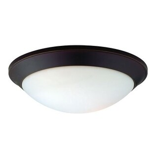 Dolan Designs 5402 2 Light Down Light Flushmount Ceiling Fixture from the Rainier Collection