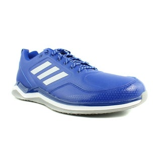 Adidas Mens Speed Trainer 3 Sl Blue Cross Training Shoes Size 17