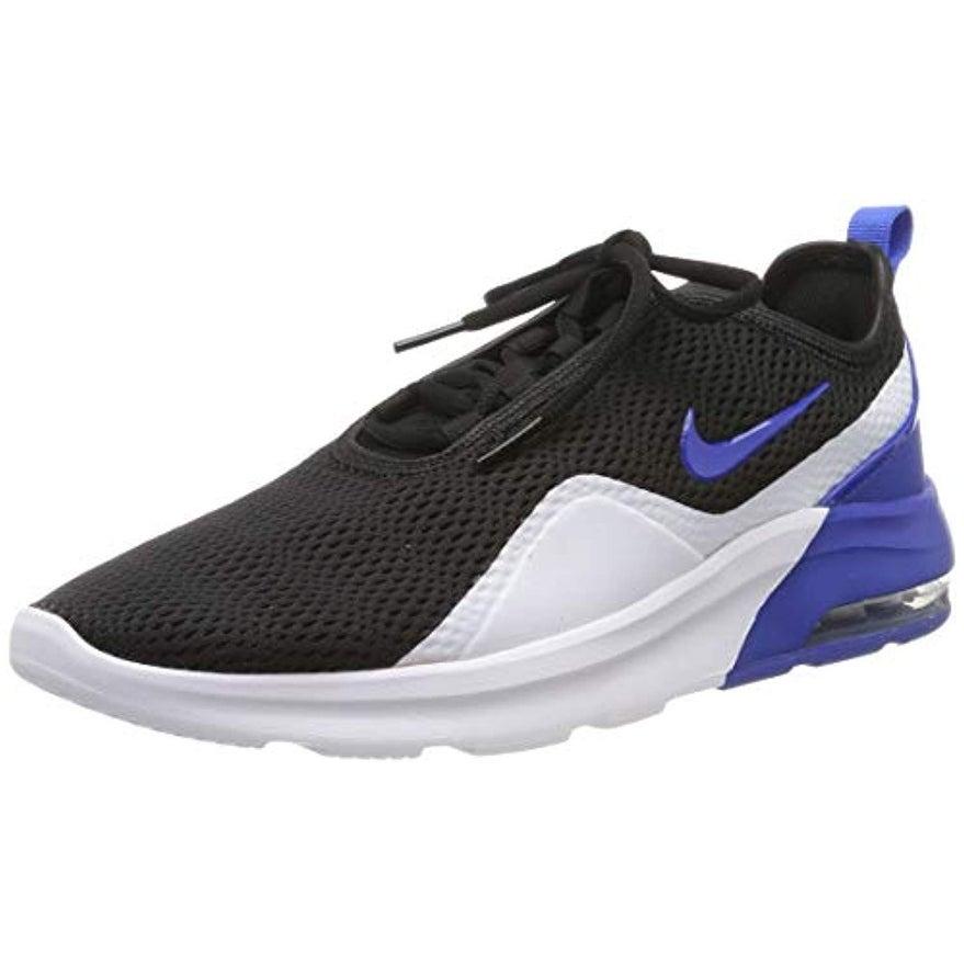 Nike Mens Air Max Motion 2 Sneaker (9.5, BlackGame Royal)