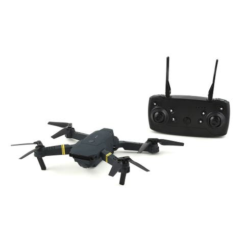 Rechargeable Quadcopter Drone Built in Camera Wi-Fi Capability - 3.50x16x9.50 inches