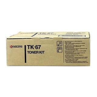 Kyocera TK67 Toner Toner Catridge - Black
