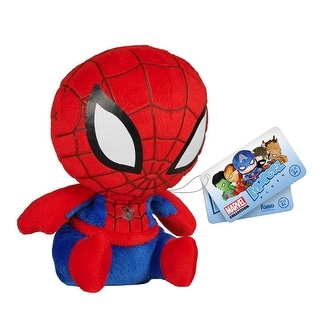 Funko Mopeez: Marvel - Spider-Man Action Figure