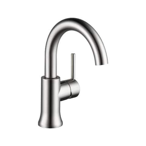 Delta 559HA-DST Trinsic 1.2 GPM Single Hole Bathroom Faucet