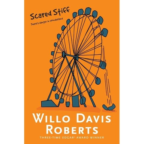 Scared Stiff - Willo Davis Roberts