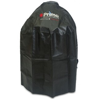 Primo 409 Grill Cover for Oval XL and Kamado in Cradle