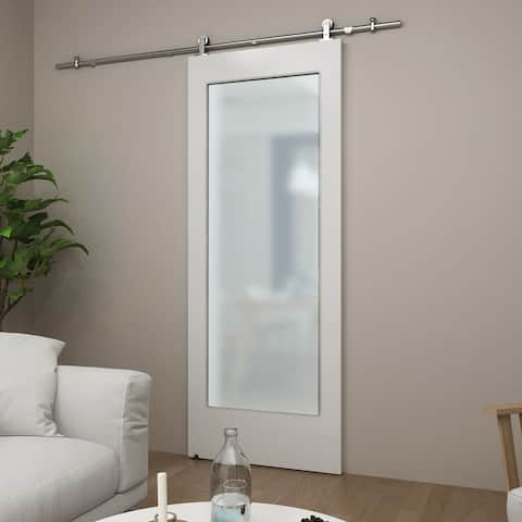 One Lite Barn Door 37 in.