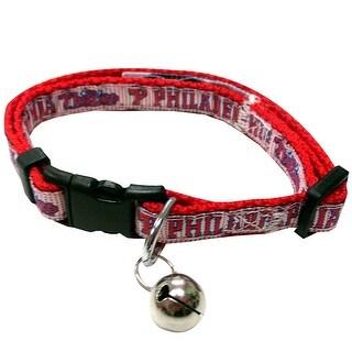 MLB Philadelphia Phillies Cat Collar