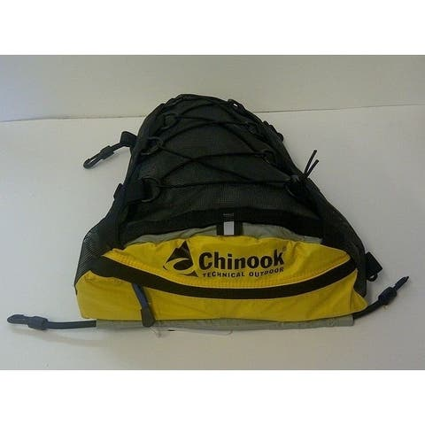 Chinook AquaWave Kayak Deck Bag, Converts to Carry Bag