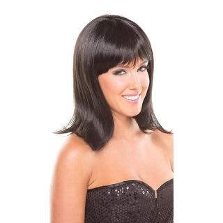 Medium Length Doll Wig, Shoulder Length Wig