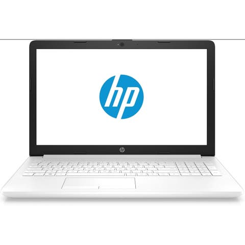 "HP 15T Intel Core i7-7500U X2 2.7GHz 8GB 1TB 15.6"" Touch Win10,White(Certified Refurbished)"