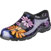 PRINCIPLE PLASTICS Sz 10 Flower Power Shoe 5116FP10 Unit: PAIR