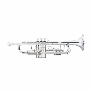 Link to Stagg Bb Trumpet Bell & Leadpipe in Gold Brass w/ Soft Case -LV-TR6301 Similar Items in Brass Instruments