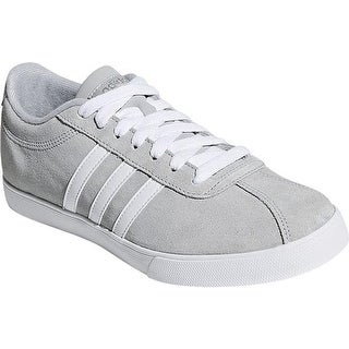wholesale dealer c725c 11709 ... wholesale adidas womens neo courtset sneaker clear onix ftwr white  silver metallic c5a8b 29bea