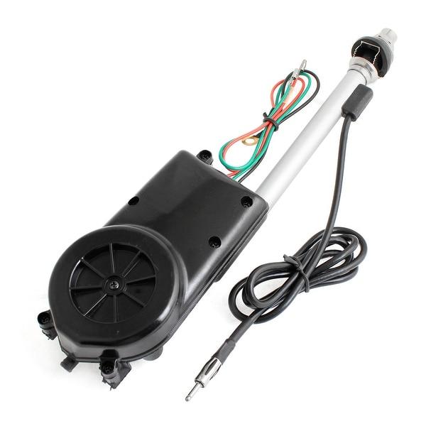 Unique Bargains Auto Car Outdoor Amplifier Booster Signal FM AM Antenna  32 5cm Length